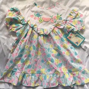 NWT VINTAGE BABY DRESS